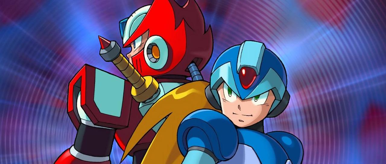 Mega Man X Zero Atomix
