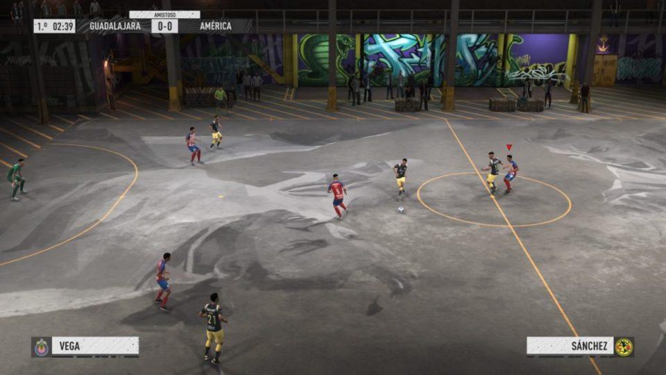 FIFA 20 Match Day en vivo 0-0 GDL – AME, 1.er tiempo