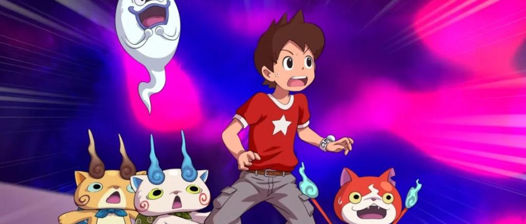 Yo-Kai Watch 4 llegará a PlayStation 4