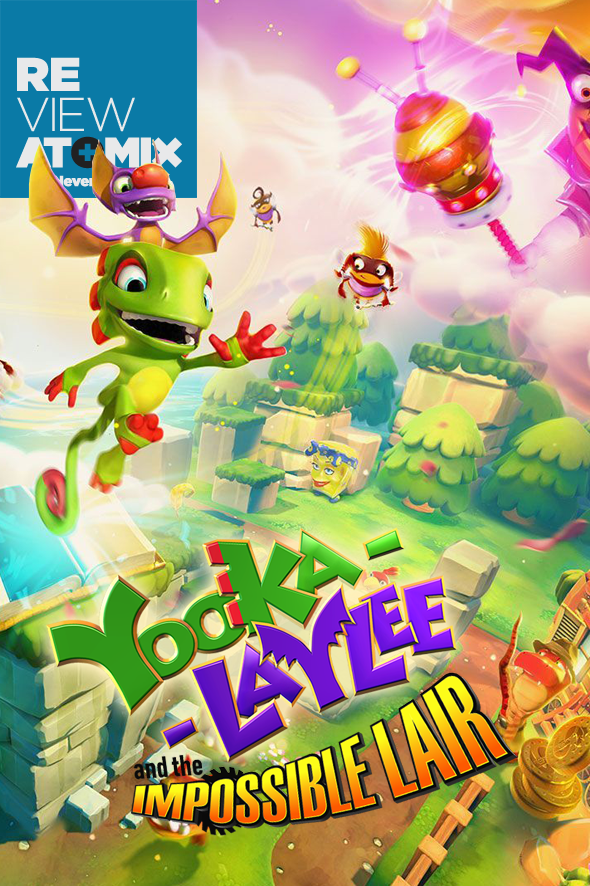 Review Yooka-Layleeand the Impossible Lair