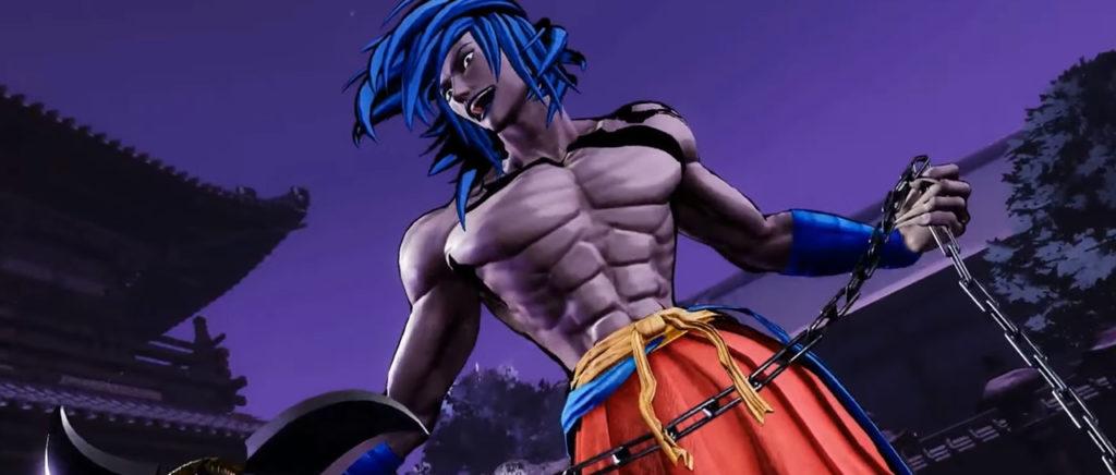 Basara regresará a Samurai Shodown como DLC