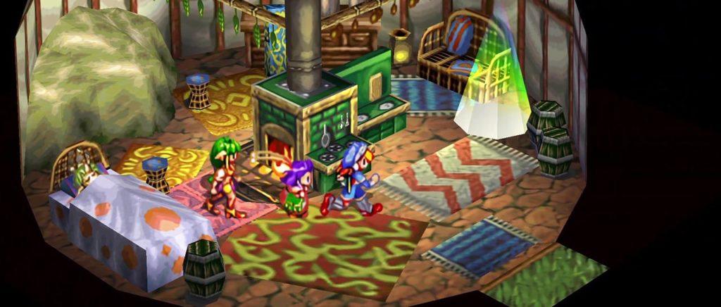 Grandia HD Collection ya está disponible en PC