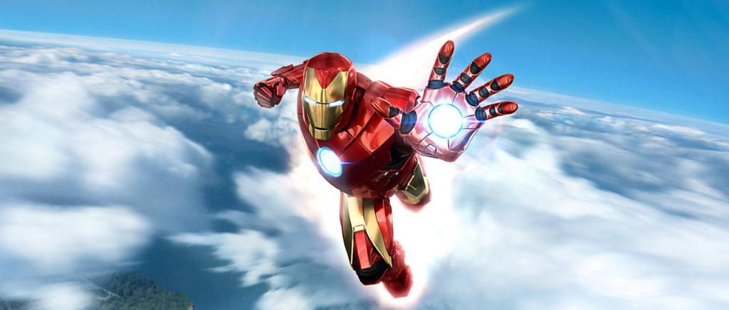 Iron Man VR ya tiene fecha de lanzamiento