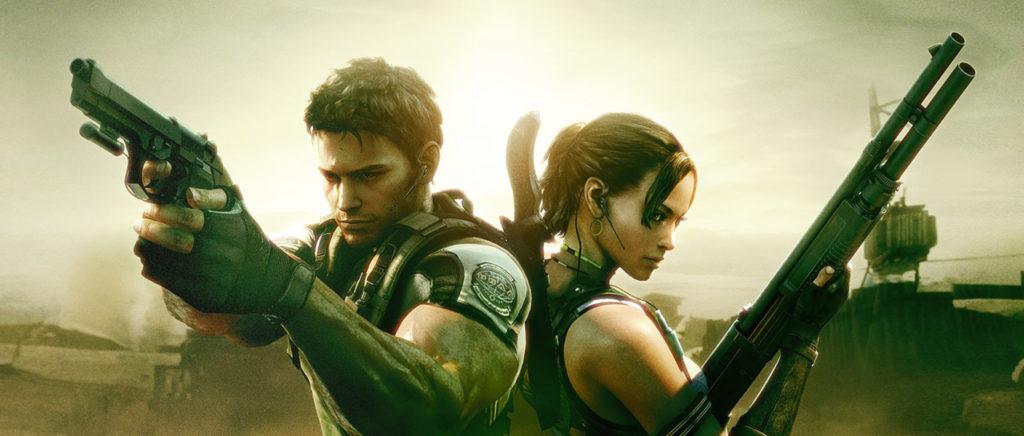 Resident Evil 5 en Switch tiene problemas con el frame rate