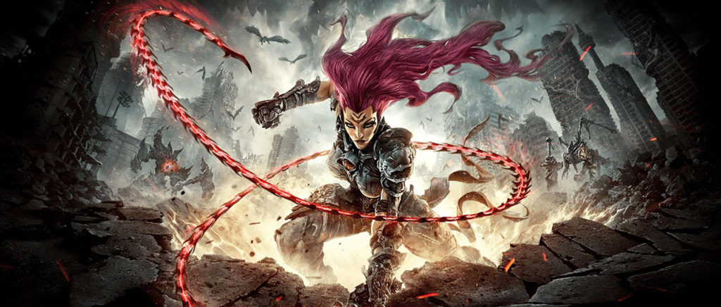 Darksiders III y más juegos ya están disponible en Xbox Game Pass