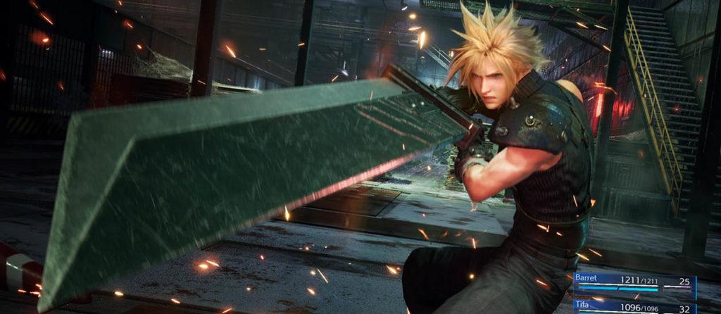 El demo de FFVII Remake llegará a la PlayStation Store