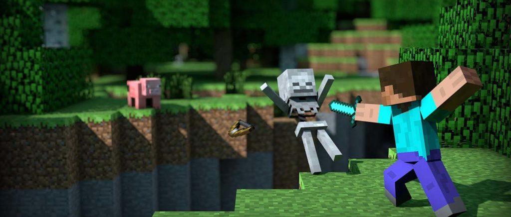 El cross-play de Minecraft por fin llegará a PS4 mañana