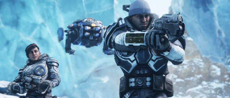 Gears 5: Hivebusters will arrive next week and so you can get it for free