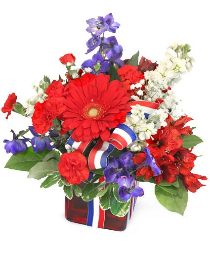 O Beautiful Vase Arrangement In Ronan MT RONAN FLOWER MILL