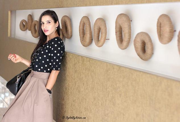 Image result for shalini chopra fashion blogger