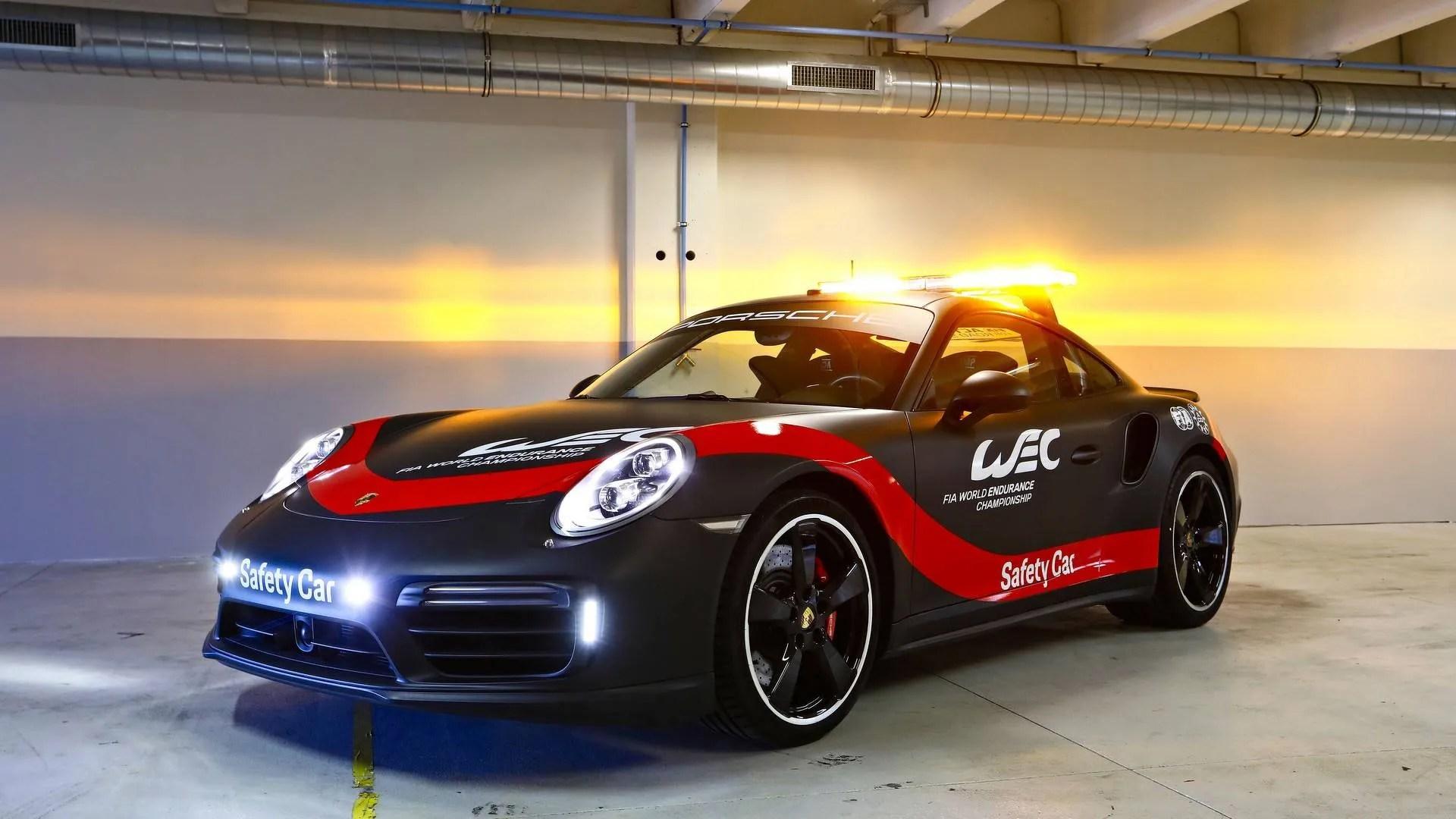 Asi Es El Porsche 911 Que Servira De Safety Car En El