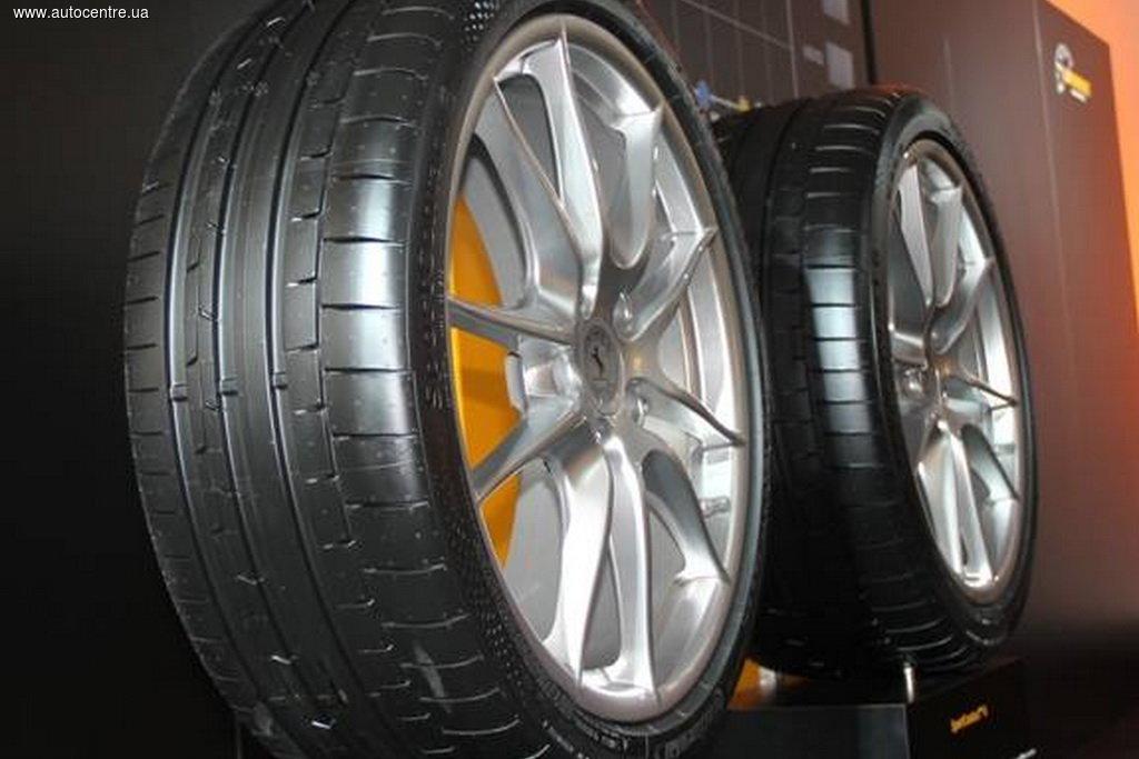 Презентация новой шины Continental Sport Contact 6
