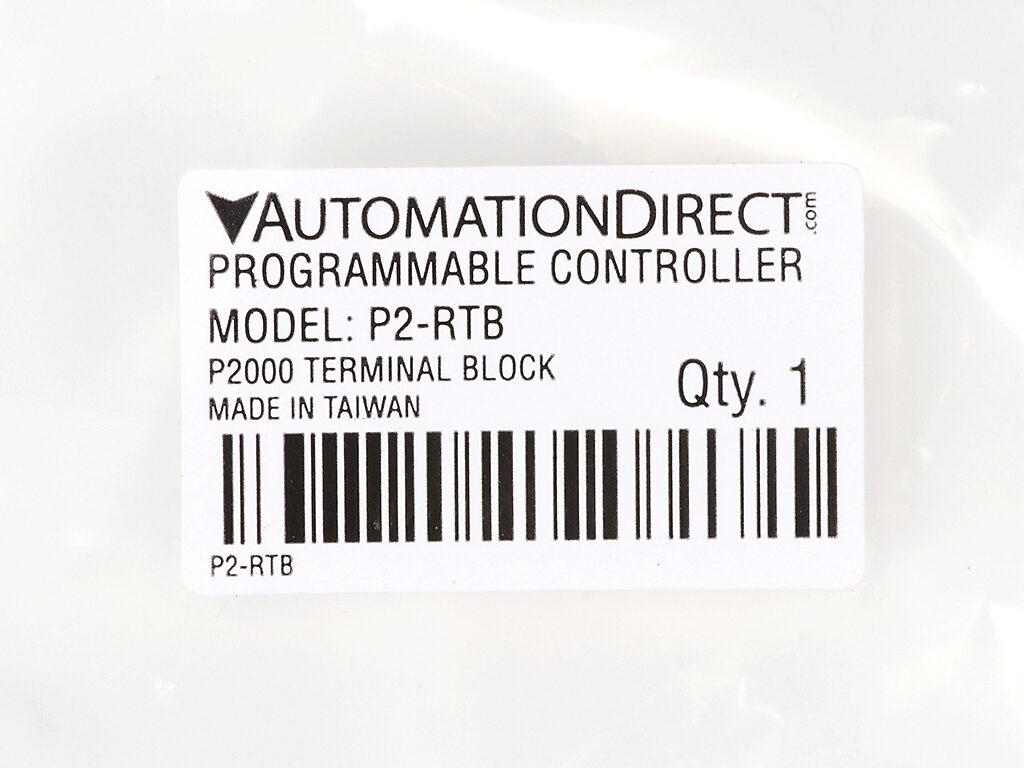 Productivity Terminal Block 18 Pin Screw Type Pn P2 Rtb