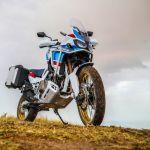 Honda Africa Twin Adventure Sports E Standard Dupla Afinada