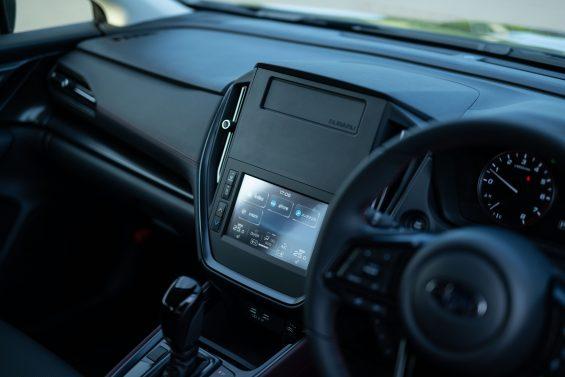 subaru levorg panel without radio