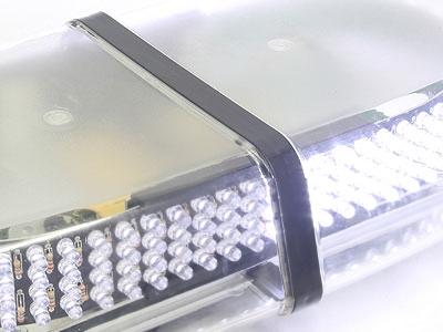 universal roofmount emergency led strobelight white