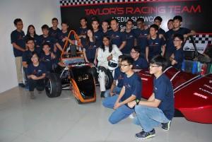 Taylor's University Taylor's Racing Team 2016