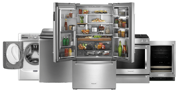 Luxury Kitchen Appliances with appliance service in New Hope, MN ...