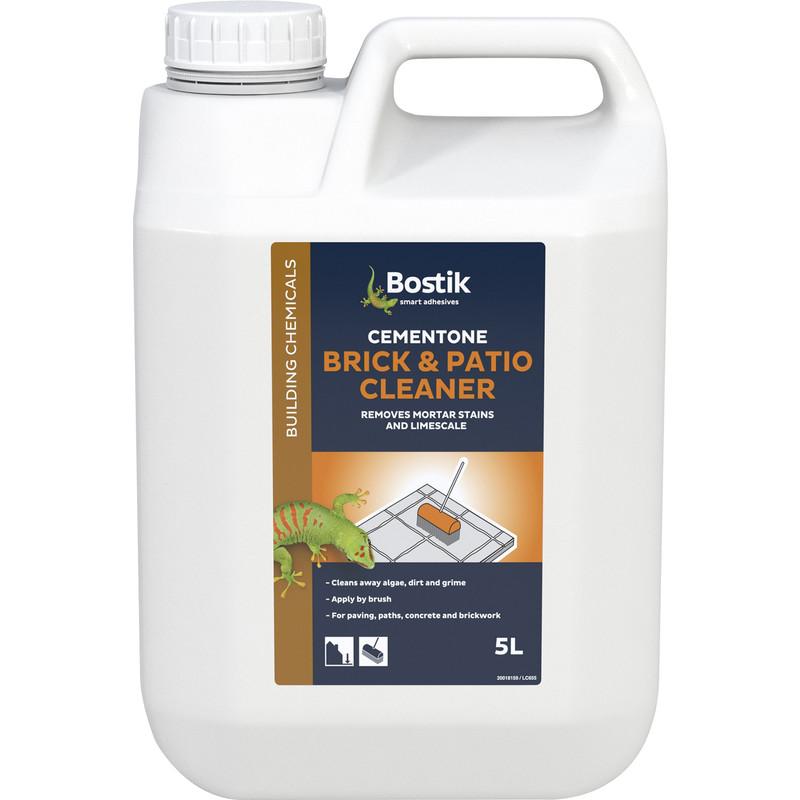 bostik cementone brick patio cleaner 5l