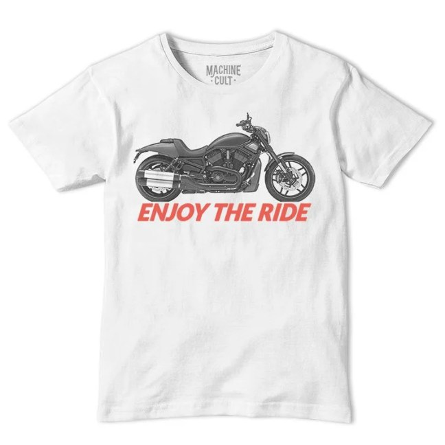 camiseta moto harley-davidson