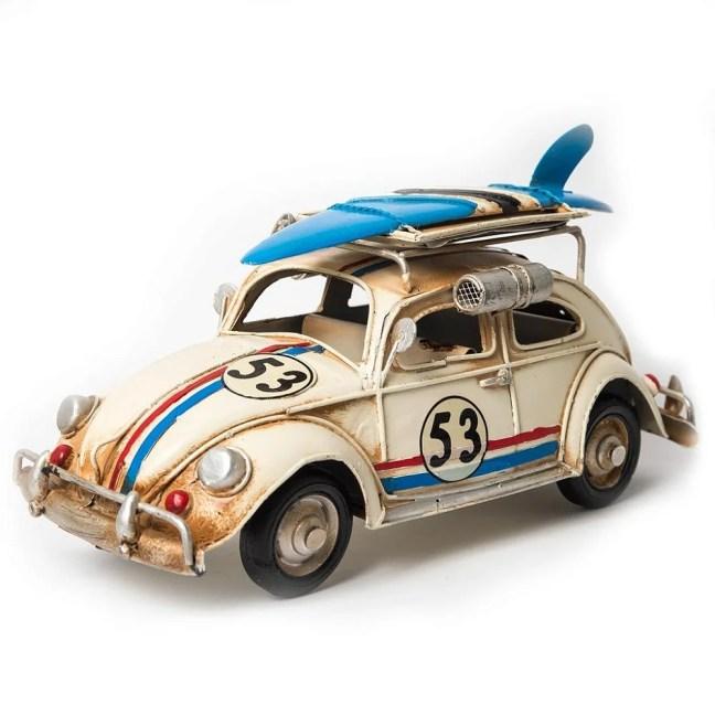 Miniatura Fusca Herbie 53