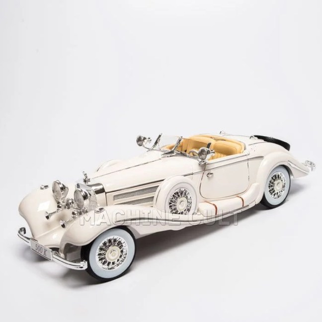Miniatura 1936 Mercedes-Benz 500 K Typ Special Roadster