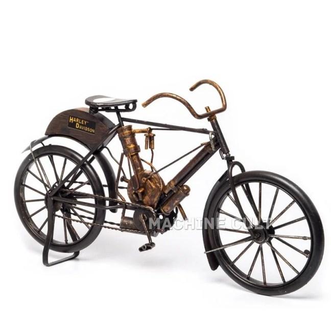 Miniatura Harley-Davidson Antiga