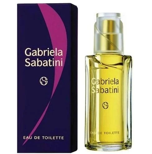 PERFUME GABRIELA SABATINE EUA DE TOILETTE 60ML - PARAISO DAS MAQUIAGENS
