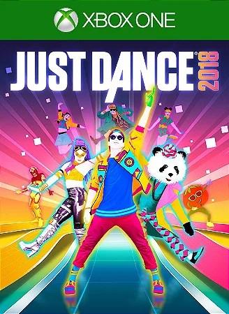 Just Dance 2018 Xbox One Cartes PSN Xbox Nintendo Google Itunes Eprepag Levelup E Mais