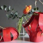 Diy Paper Lanterns Perfect For A Chinese New Year Celebration Babyccino Kids Daily Tips Children S Products Craft Ideas Recipes More