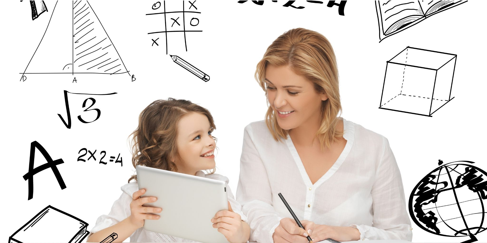 4 Free Printable Online Maths Worksheets