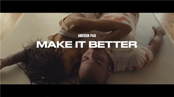 Music Video Anderson Paak Make It Better Ft Smokey