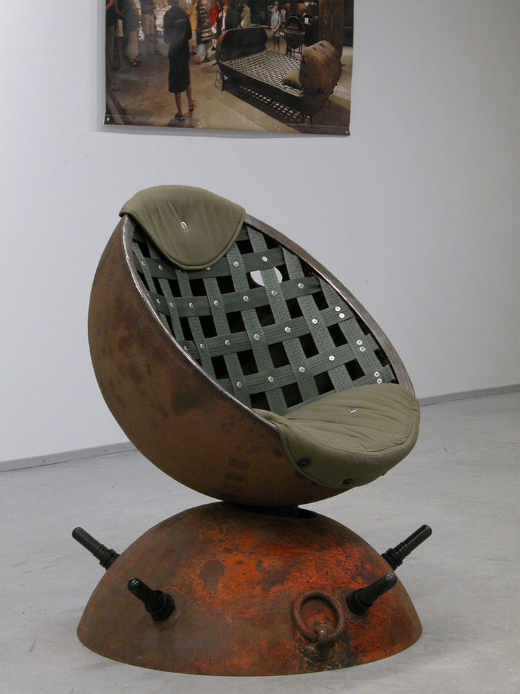 WWII Navy Mines Furniture42Concepts Amazing Design From
