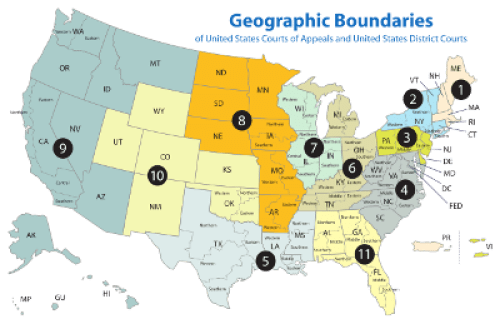 US Court of Appeals and District Court map 2.png