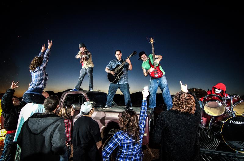Ebinezer Band In Phoenix Az Bandmix Com