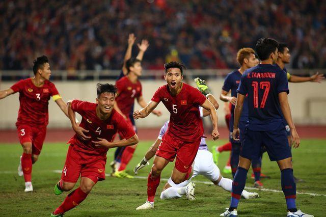 Kết quả hình ảnh cho vòng loại world cup 2022 việt nam thái lan