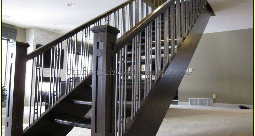 23 Cool Railing Design For Staircase Barb Homes | Best Railing Design For Stairs | Steel | Modern Stair | Steel Railing | Stainless Steel | Staircase Remodel