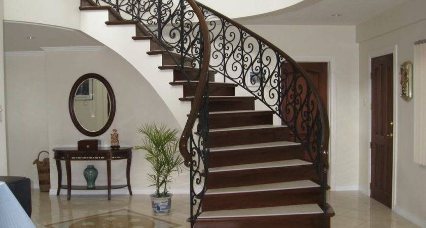 23 Best Simple Interior Stairway Designs Ideas Barb Homes   Simple House Stairs Design   Staircase Woodwork   Separated   Family House   Outside   Low Budget