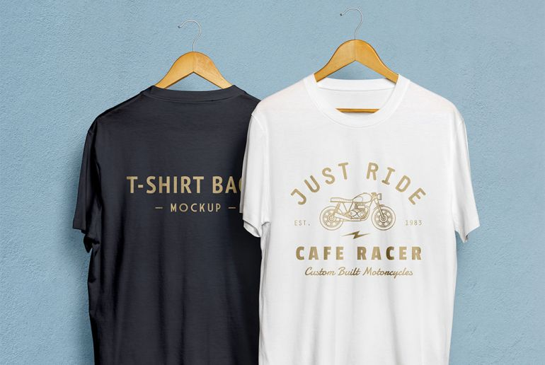 Download 30 Free T-Shirt Mockups: Best PSD and online templates in 2019