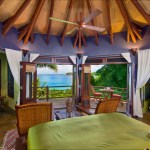 Timeless Copper Ceiling Fans Are Crowning Touch At Bvi Resort Inspiration Barn Light Electric