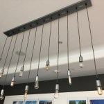 Minimalist Chandeliers Infuse Conference Rooms With Industrial Vibe Inspiration Barn Light Electric