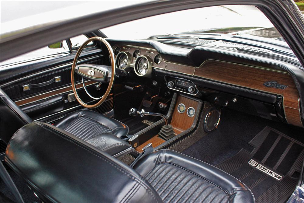 1968 SHELBY GT350 FASTBACK 116104