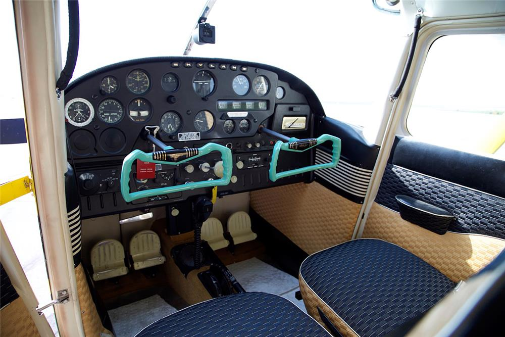 1958 CESSNA 182A FIXED WING SINGLE ENGINE PLANE 185547