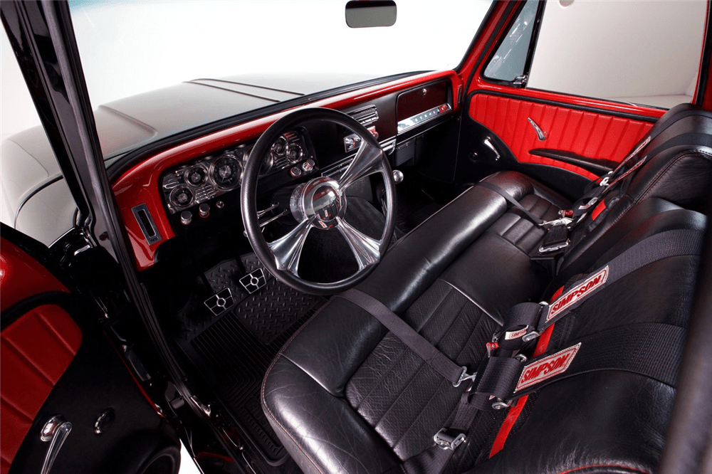 1965 CHEVROLET C 10 CUSTOM PICKUP 202962