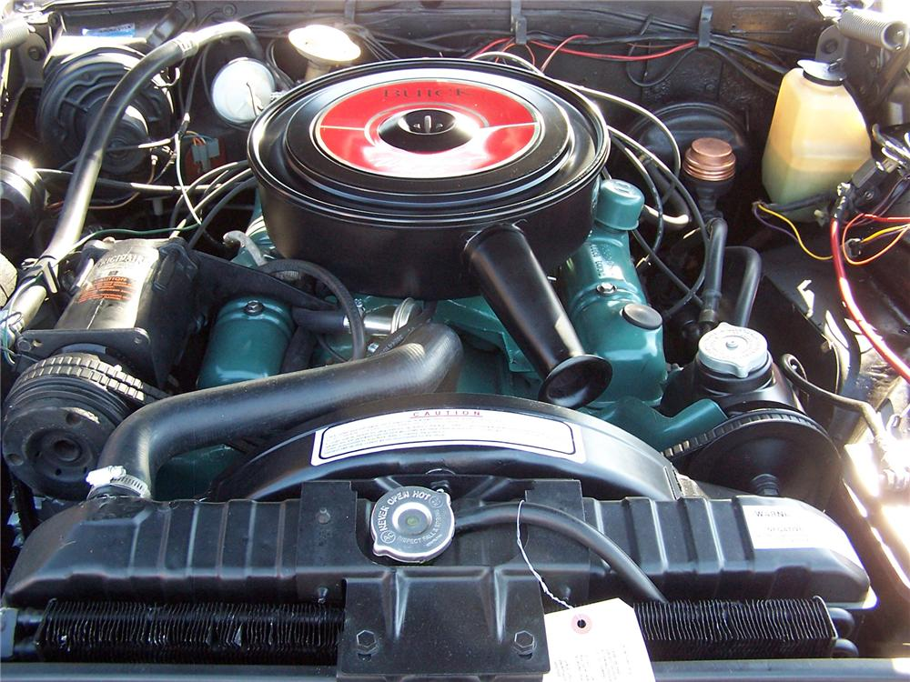 8 Buick Numbers Straight Engine