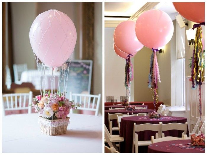 Centerpiece Balloons