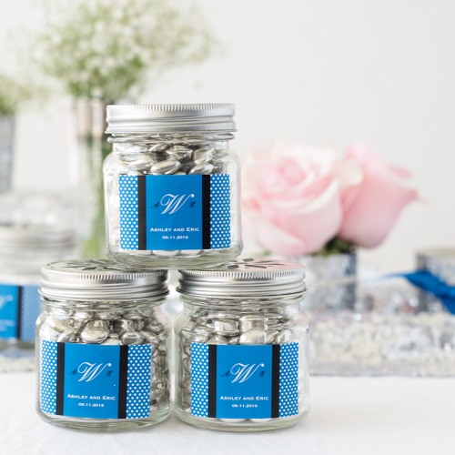 Personalized Cosmetic Jars