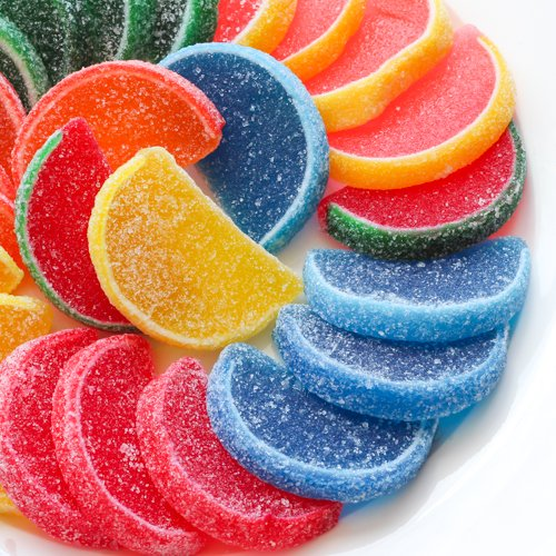 Fruit Slice Gummy Fruit Slices Sliced Fruit Candy Gummy