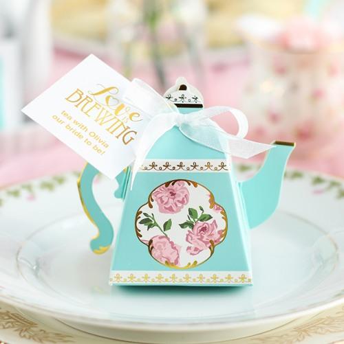Teapot Favor Box
