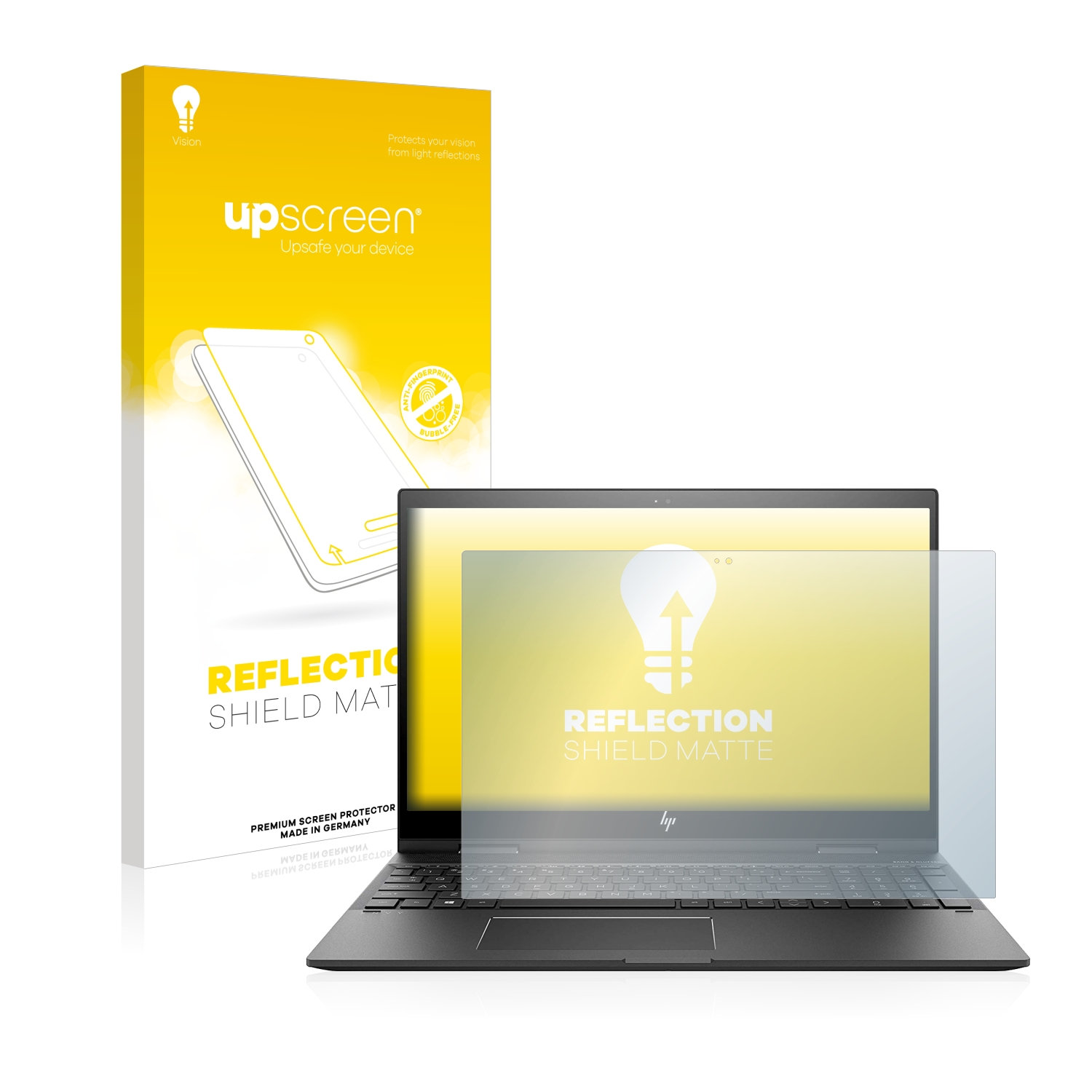 Anti Glare Screen Protectors For Hp Envy X360 15 Cn1015nl Free Shipping Protectionfilms24 Com